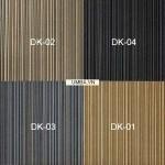 Thảm tấm hoa văn kẻ sọc DK