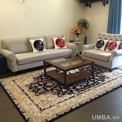 4 lý do để sở hữu thảm trải sàn phòng khách trong không gian sống